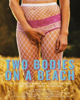 Two Bodies on a Beach