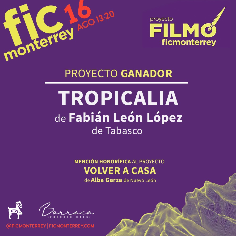 Proyecto Filmo Has a Winner